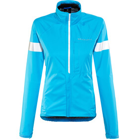 Endura Urban Luminite Jas Dames, neon blue